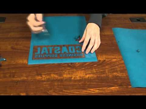 Coastal Tech Support Tips: The Basics Of Heat Transfer Vinyl