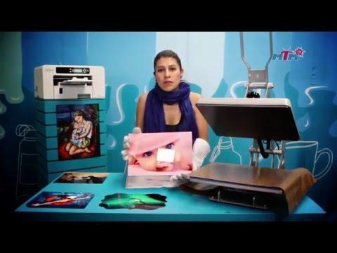 Paneles De Sublimación Chromaluxe - [MTM TV] Cap 04