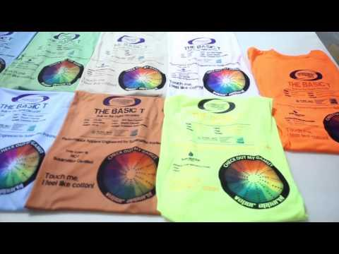 Color Of Sublimation - Breaking Out Of Sublimation's White Box