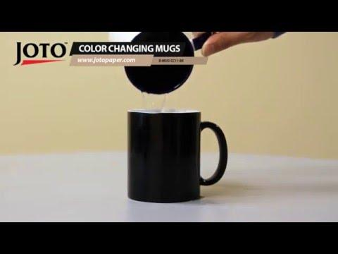 Color Changing Sublimation Mug