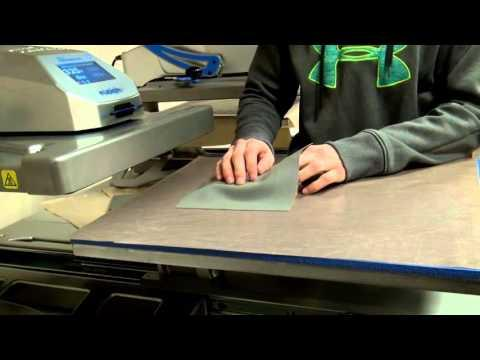 Coastal Tech Support Tips: Using TechniPrint HS On Wooden Plaques
