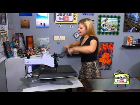 Adding Dye Sublimation Images To The DyeFlex Hanger Tag -