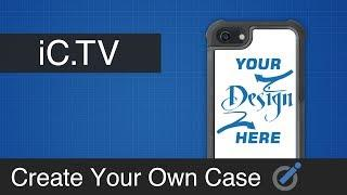 iCarbons Create Your Own Custom HD iPhone Case