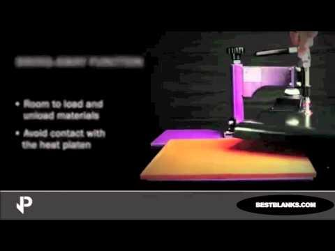 Learn The Highlights Of Geo Knight's JetPress12 & JetPress14 Heat Presses