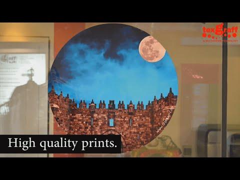 Large Format Metal Sheet Sublimation Printing