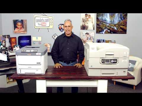 Oki White Toner Printers - Offered By Conde Systems - Intro -