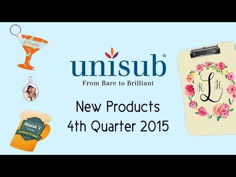 New Products For 2015