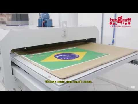 PTA Heat Press Series - Automatic Industrial Large Format Presses