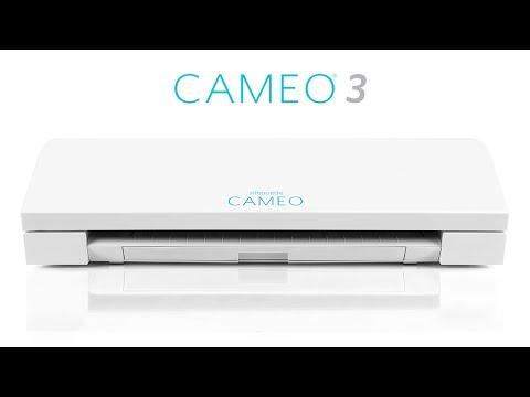 The Silhouette CAMEO® 3 Desktop Cutting Machine - HeatPressNation