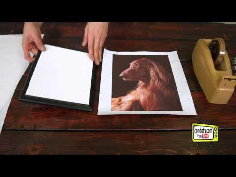 Sublimation Imprinting: Unisub Semi Gloss MDF Award Plaques -