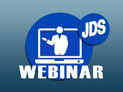 JDS Webinar - Color Matching And Troubleshooting For Sublimation