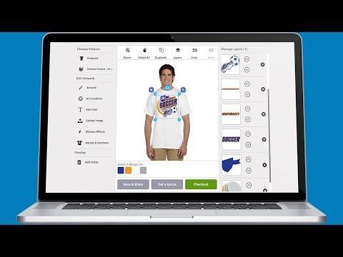 InkSoft Online Designer