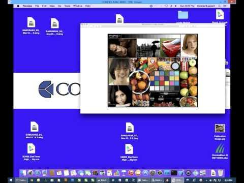 MAC: Install Virtuosos SG400 Sublimation Printer With Conde Photo Settings