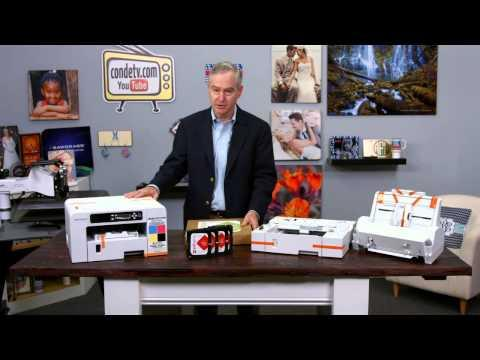 Sawgrass Virtuoso SG400 Dye Sublimation Printer Evaluation Video -1 Of 4 -