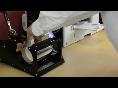 How To Sublimate A Ceramic Mug In A Mug Press