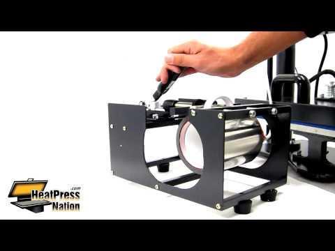 HPN 8 In 1 Multifunction Heat Press - HeatPressNation.com