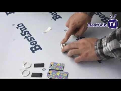 How To Sublimate Sublimation Portable Disk From BestSub