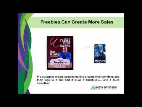 Webcast Trailer - 10 Ways To Promote Your Sublimation Business