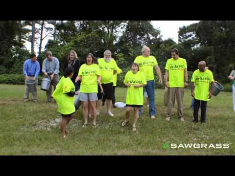 Sawgrass Accepts The ALS Ice Bucket Challenge