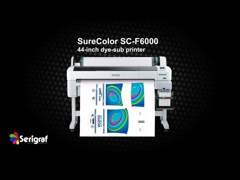 Sublimation With  Epson SureColour