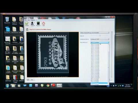 Oki White Toner Printers - Forever Transfer RIP -