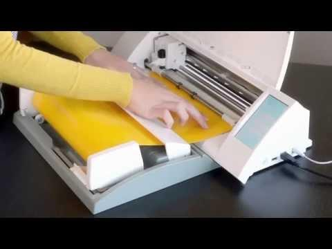 Introducing The New Silhouette Cameo Cutting Machine
