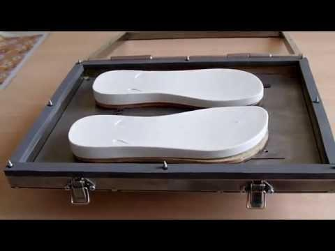 Sublimet - 3D Sandals Sublimation Process