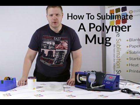 How To: Sublimate A Polymer Mug