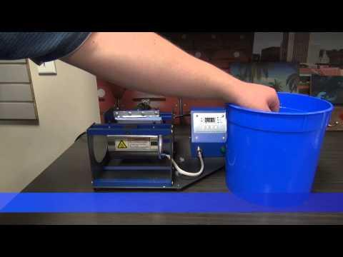 TechniPrint HS: Pressing Onto Ceramic Mugs