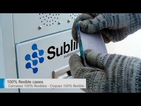 Sublimet - Horno Para Sublimación 3D Para 1 Carcasa