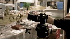 Filmmaking And Miniatures With Silhouette