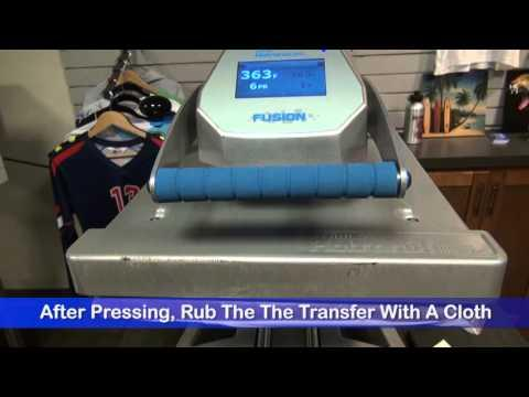 How To Press: The Forever Laser Light No-Cut
