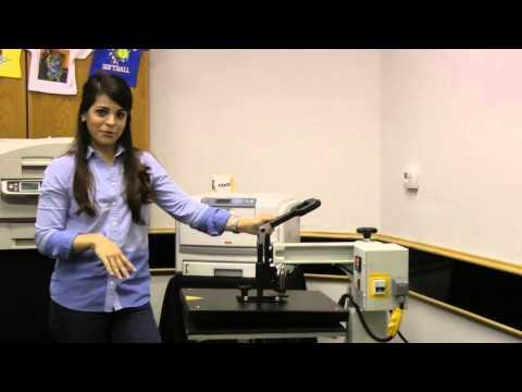 GO Metalnox EL600 Swing-Away Heat Press For T-Shirt Transfer