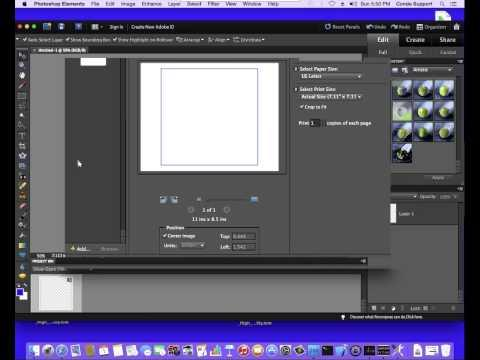 Installing The Dye Sublimation Virtuoso SG800 Printer On A Mac As Network Printer -