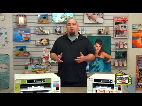 Dye Sublimation Tips: Viewing Ink Levels On Virtuoso SG Printers