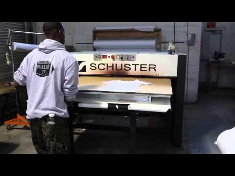 Sublimation Production House - All Over Printing