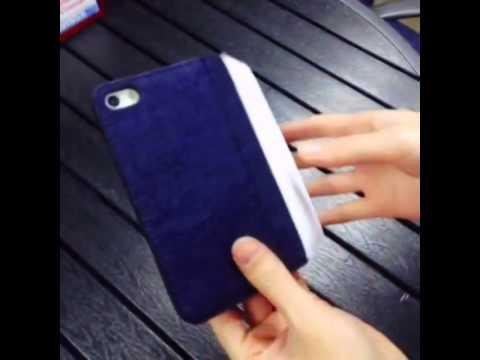 Sublimation Jean Case For IPhone5/5s