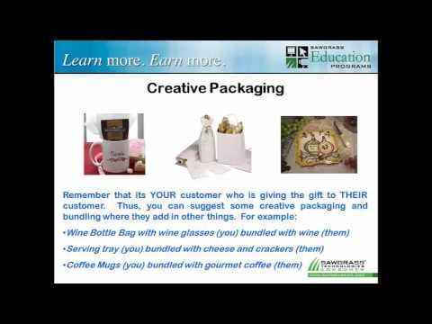Webcast Trailer - Sublimated Corporate Holiday Gifts