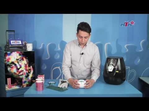 Sublimación De Tazas En Mini 3D Vacuum - [MTM TV] Cap 08