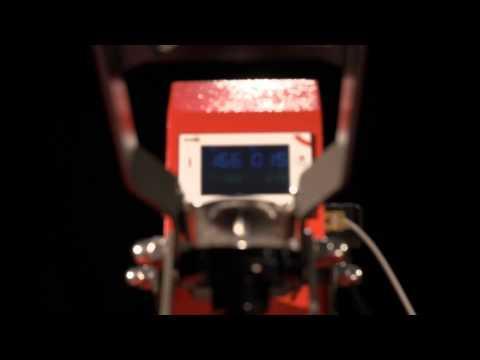 Secabo TC5 MEMBRANE And TC7 MEMBRANE Automatic Opening Membrane Clam Presses