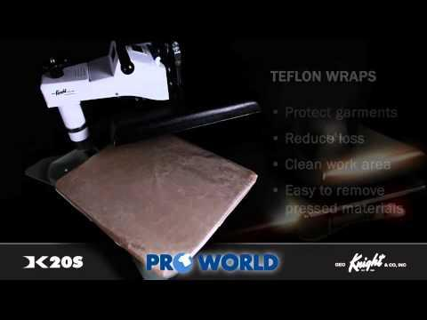 Geo Knight DK20s (DK25s) Heat Press