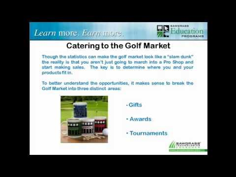 Webcast Trailer - Swinging Into The Golf Market