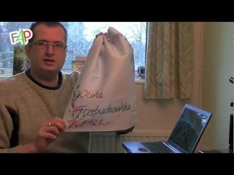 Sublimation Printing Video Tutorial - Gym Bag