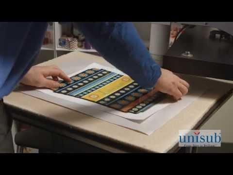 How-to Sublimate Unisub Clipboards