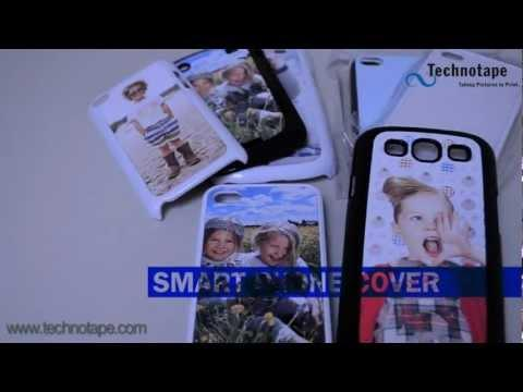 Making Personalised Smart Phone Covers