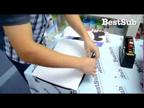 How To Sublimate New Laptop Bags At Bestsub