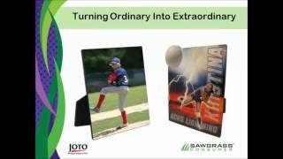 Joto Webinar - Photo-Gifts - The Ultimate Personalization Product