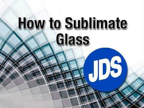 How To Sublimate Glass
