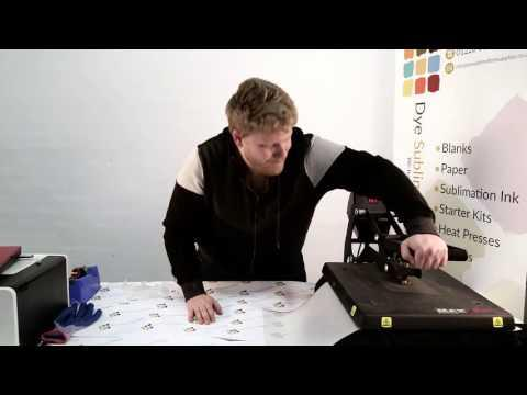 How To Print On Dark Fabric Using Dark Fabric Transfer Paper - Dye Sublimation Supplies