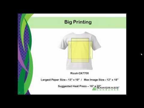 Webcast Trailer - Go Big Or Go Home (Oversize T-Shirt Sublimation)